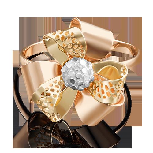 Кольцо из комбинированного золота 01-4981-00-000-1140-48
