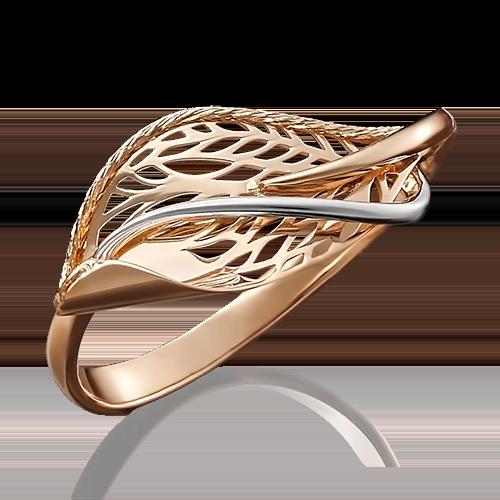 Кольцо из красного золота 01-4983-00-000-1110-48