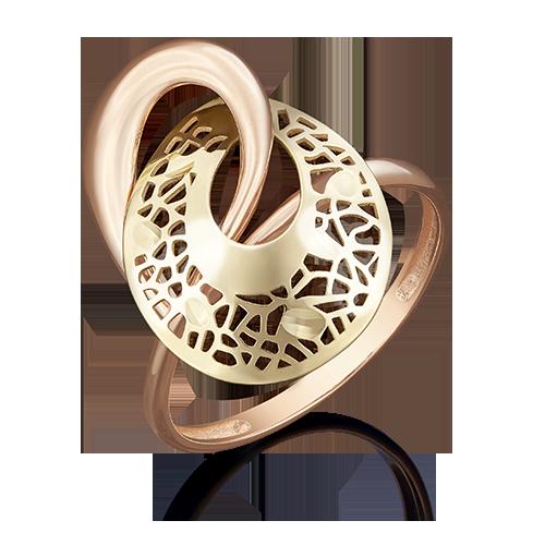 Кольцо из комбинированного золота 01-4939-00-000-1113-48