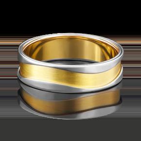 Обручальное кольцо из лимонного золота 01-4792-00-000-1121-54