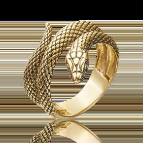 Кольцо из лимонного золота 01-5372-00-000-1130-42