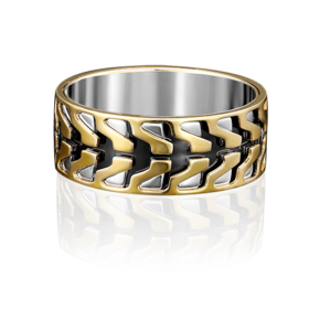 Кольцо из лимонного золота 01-4863-00-000-1121-63