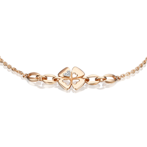 Браслет из комбинированного золота с бриллиантом 05-0697-00-101-1111