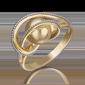 Кольцо из лимонного золота 01-5248-00-000-1121-42