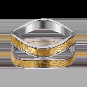 Обручальное кольцо из лимонного золота 01-4813-00-000-1121-54