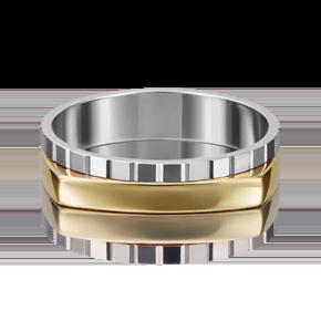 Обручальное кольцо из лимонного золота 01-5183-00-000-1121-39
