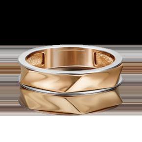 Обручальное кольцо из комбинированного золота 01-5435-00-000-1111-39