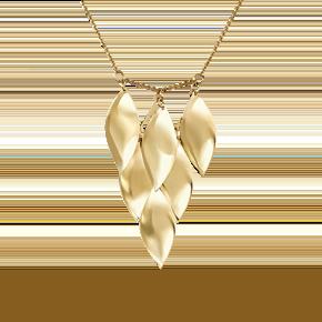Колье из лимонного золота 07-0187-00-000-1130-01