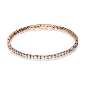 Браслет из красного золота с бриллиантом 05-0578-00-101-1110-30