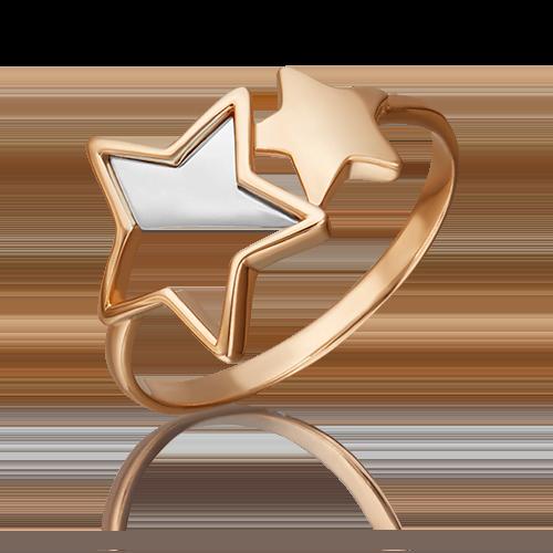 Кольцо из комбинированного золота 01-5454-00-000-1111-48