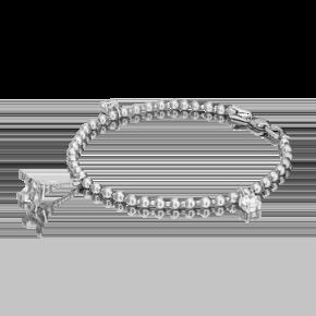Браслет из серебра с фианитом 05-0622-00-401-0200-69