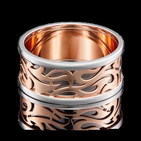 Кольцо из красного золота 01-4987-00-000-1110-54