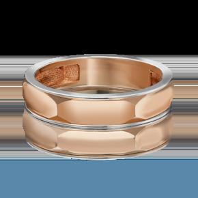 Обручальное кольцо из комбинированного золота 01-5449-00-000-1111-39