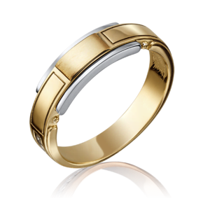 Кольцо из лимонного золота 01-5192-00-000-1121-48