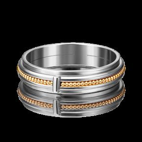Обручальное кольцо из лимонного золота 01-5188-00-000-1121-39