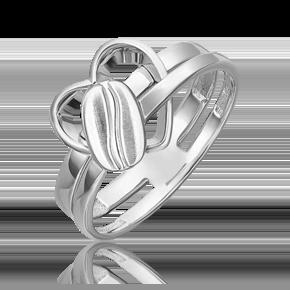 Кольцо из белого золота 01-5559-00-000-1120