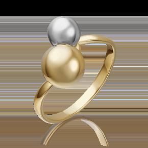 Кольцо из лимонного золота 01-5250-00-000-1121-42