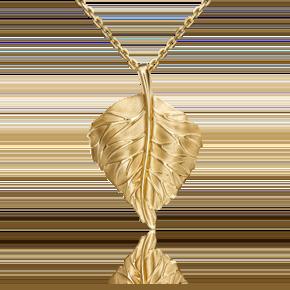 Подвеска из лимонного золота 03-3097-00-000-1130-02
