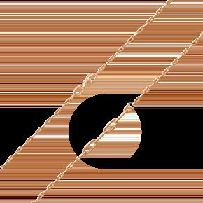 Цепь из красного золота 21-4103-040-1110-17