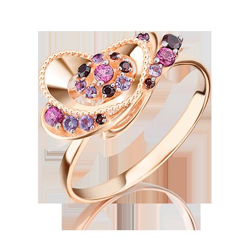Кольцо из красного золота 01-5090-00-257-1110-57