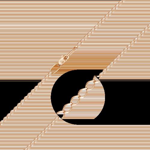 Цепь из красного золота 21-0203-040-1110-17