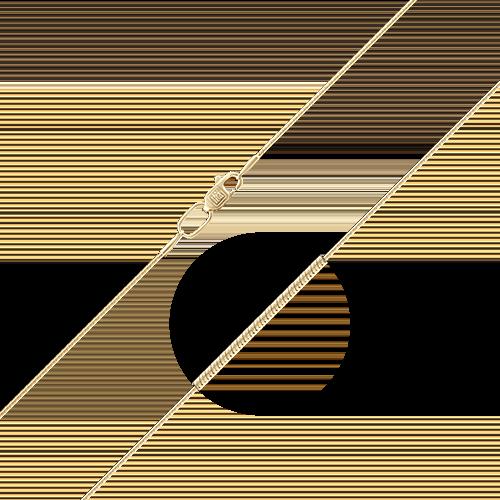 Цепь из желтого (лимонного) золота 21-1012-025-1130-17