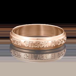 Кольцо из красного золота 01-4651-00-000-1110-01