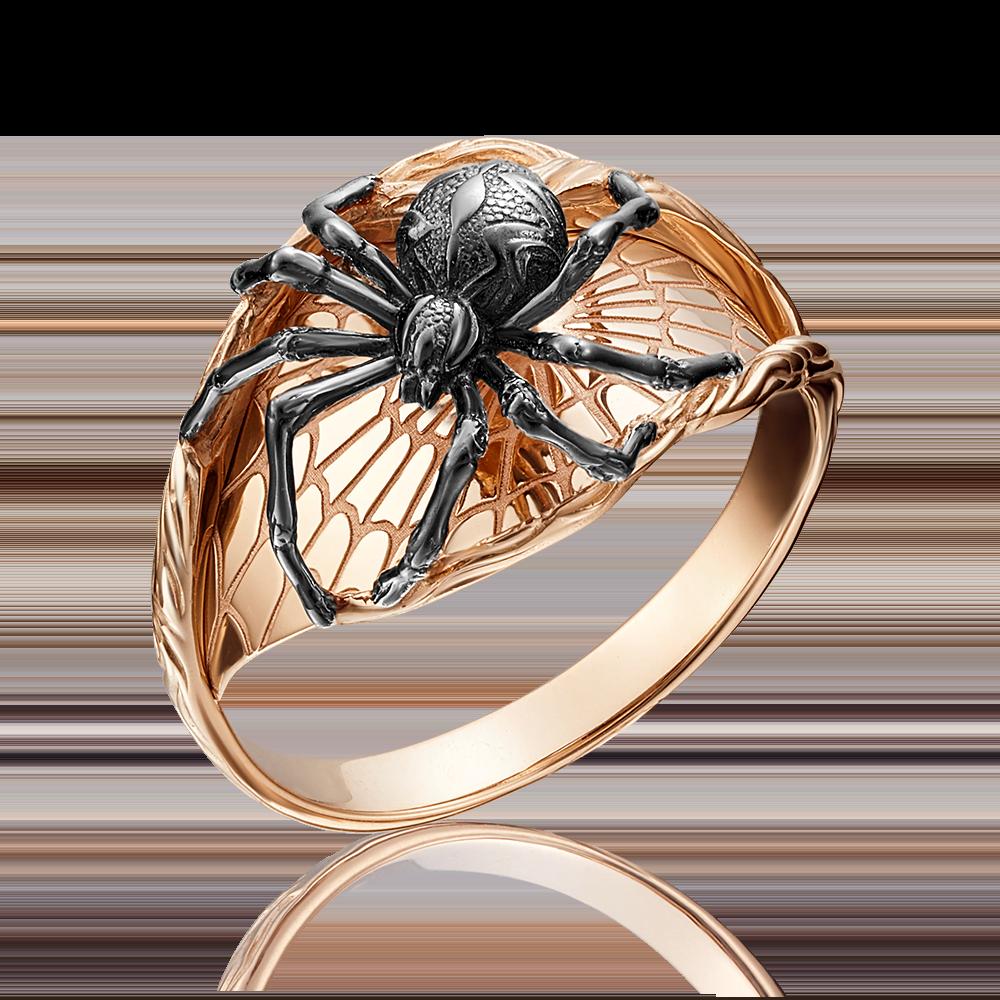 Кольцо из красного золота 01-5157-00-000-1110-59