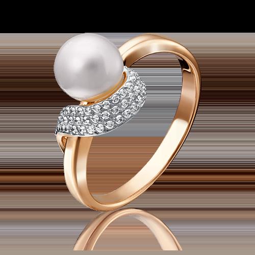 Кольцо из красного золота 01-4692-00-302-1110-32