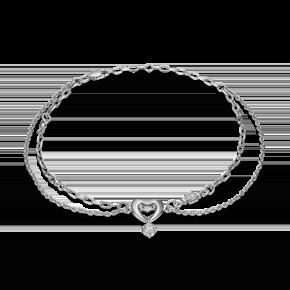 Браслет из серебра с фианитом 05-0586-00-401-0200-69