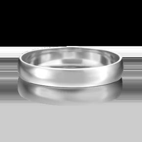 Обручальное кольцо из платины 01-4273-00-000-2100-45