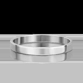 Обручальное кольцо из платины 01-4275-00-000-2100-45