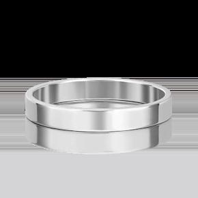 Обручальное кольцо из платины 01-4276-00-000-2100-45