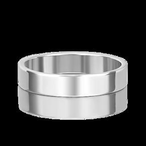 Обручальное кольцо из платины 01-4277-00-000-2100-45