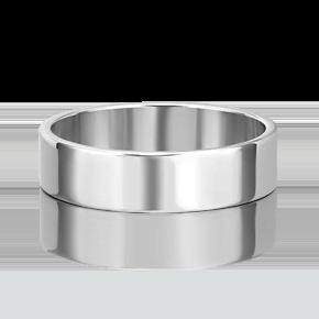 Обручальное кольцо из платины 01-4278-00-000-2100-45