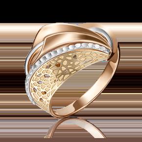 Кольцо из комбинированного золота 01-5172-00-000-1113-48