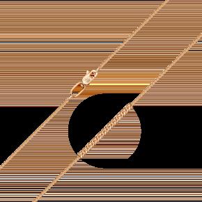 Цепь из красного золота 21-1703-025-1110-17