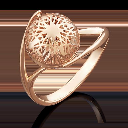 Кольцо из красного золота 01-4927-00-000-1110-48