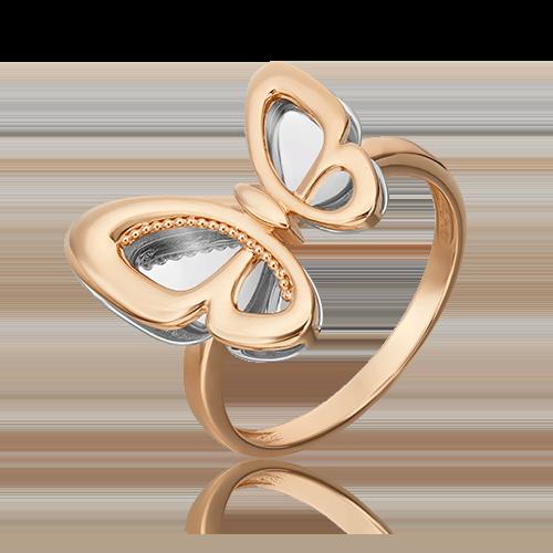 Кольцо из комбинированного золота 01-5503-00-000-1111