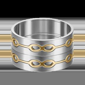 Обручальное кольцо из лимонного золота 01-5280-00-000-1121-39