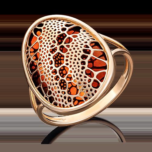 Кольцо из красного золота 01-4994-00-000-1110-65