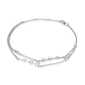 Браслет из серебра с фианитом 05-0623-00-401-0200-69