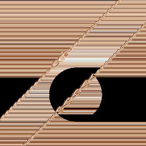 Цепь из красного золота 21-3803-040-1110-17
