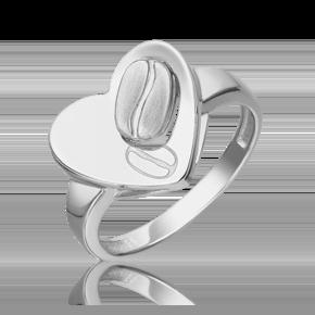 Кольцо из белого золота 01-5564-00-000-1120