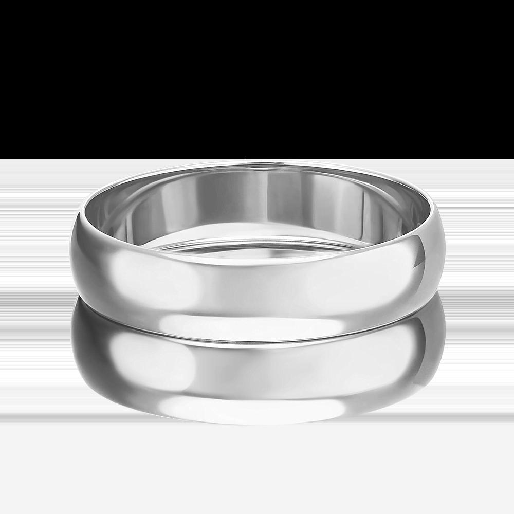 Обручальное кольцо из белого золота 01-2913-00-000-1120-11
