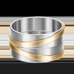 Обручальное кольцо из лимонного золота 01-5282-00-000-1121-39