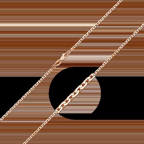 Цепь из красного золота 21-4303-060-1110-17