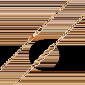 Цепь из красного золота 21-0203-050-1110-17