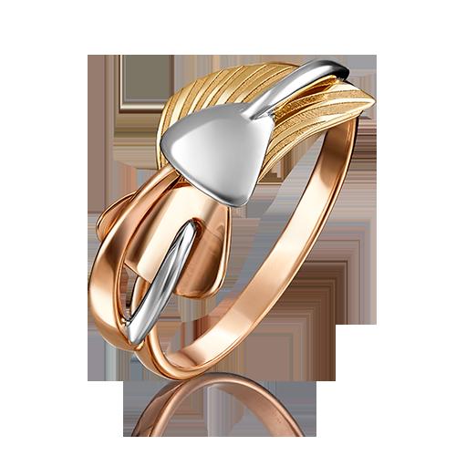 Кольцо из комбинированного золота 01-5096-00-000-1113-48