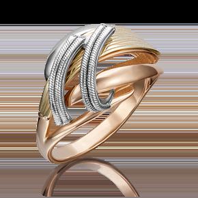 Кольцо из комбинированного золота 01-5197-00-000-1140-48